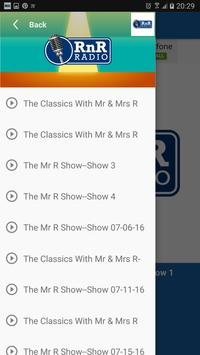 RnR RADIO apk screenshot