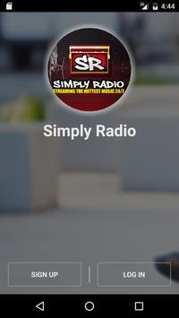 Simply Radio poster