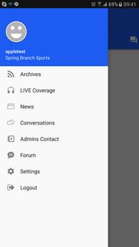 Spring Branch Sports apk screenshot