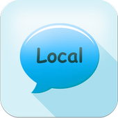 Local Messenger and Chat icon