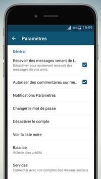 France Chat, Date and Love apk screenshot