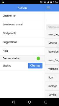 Chat Hispano apk screenshot