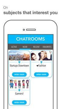 ChatLocal apk screenshot