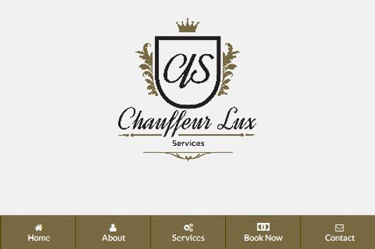 Chauffeur Lux Services apk screenshot