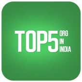 Top5 Org in India icon