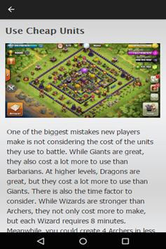 Cheat for Clash of Clans poster