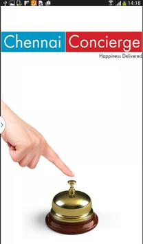 CHENNAI CONCIERGE poster
