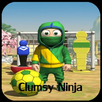 Cheat Clumsy Ninja poster