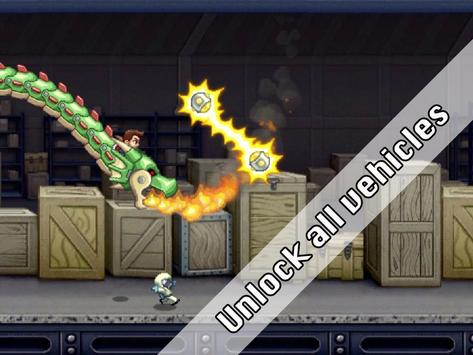 Cheats Jetpack Joyride Guide apk screenshot