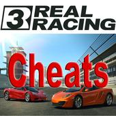Real Racing 3 Cheats icon