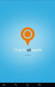 CheckAtWork for NOSS apk screenshot