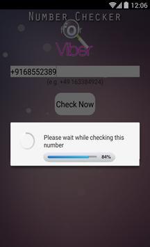 Check Numbers for Viber apk screenshot