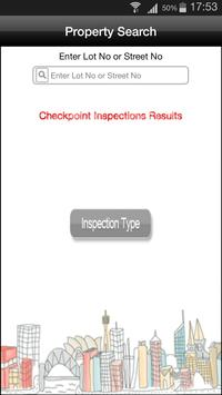 Checkpoint Inspection Results poster