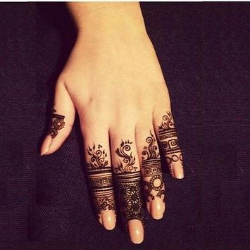 Fingers Mehndi Designs Styles apk screenshot