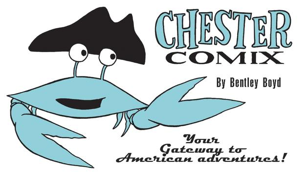 Chester Comix poster