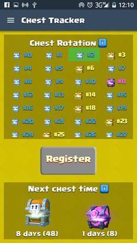 Chest Simulat for Clash Royale apk screenshot
