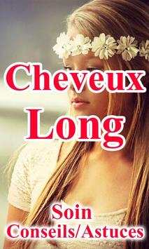 Cheveux Long poster