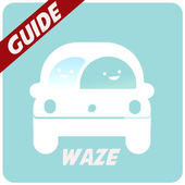 Guide For Waze GPS & Maps icon