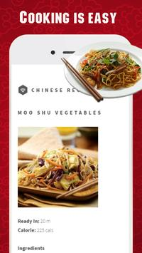 Chinese Recipes  Step-by-step apk screenshot