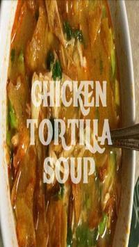 Chicken Tortilla Soup Recipes poster