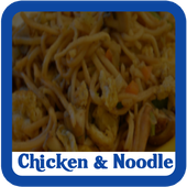 Chicken Noodle Recipes Full icon