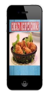 chicken recipes ebook apk screenshot
