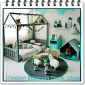Children Bedroom Decor Ideas icon