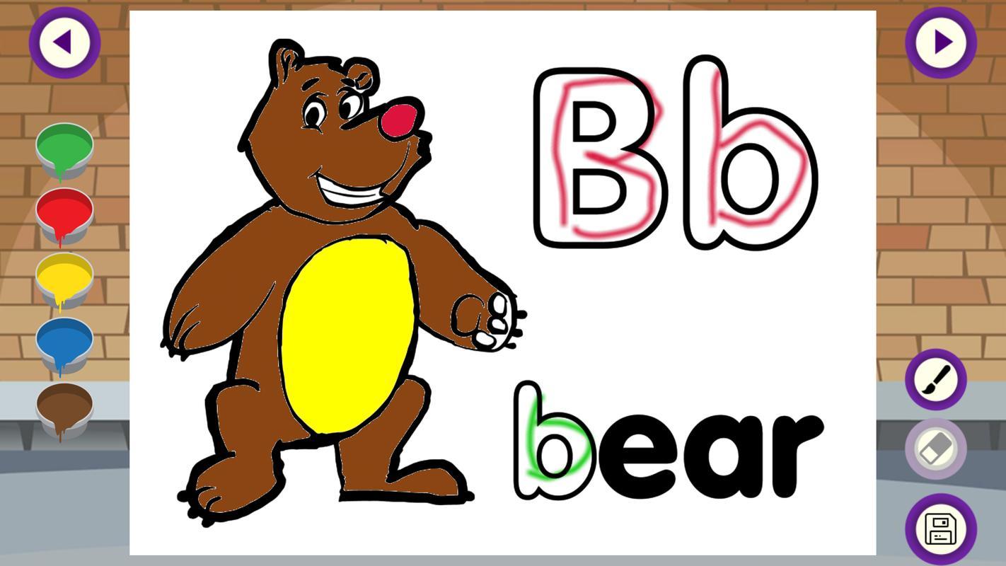 ABC Coloring Book APK Download