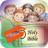 Childrens Bible Stories Free icon