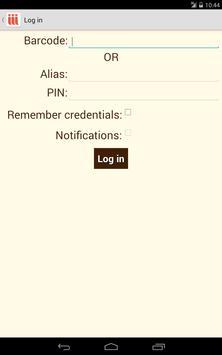 App for Encore apk screenshot