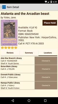 Lynx Libraries apk screenshot