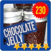 Chocolate Jelly Recipes icon