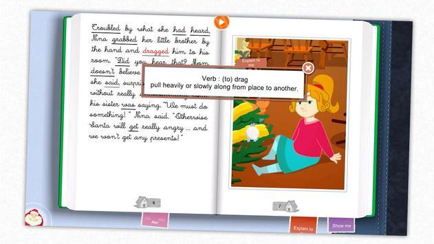 Christmas Eve - Santa's book apk screenshot