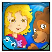 Goldilocks and The Three Bears icon