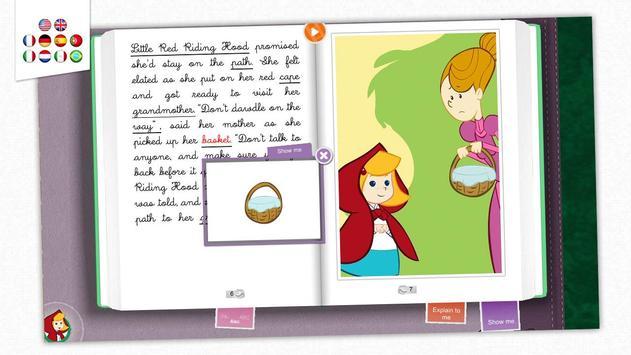 Little Red Riding Hood apk screenshot