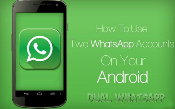 DUAL WhatsApp ONLINE™ poster