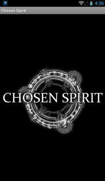Chosen Spirit poster