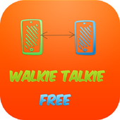 Walkie Talkie Free icon