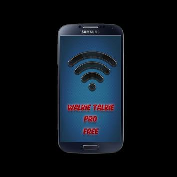 Walkie Talkie Free apk screenshot