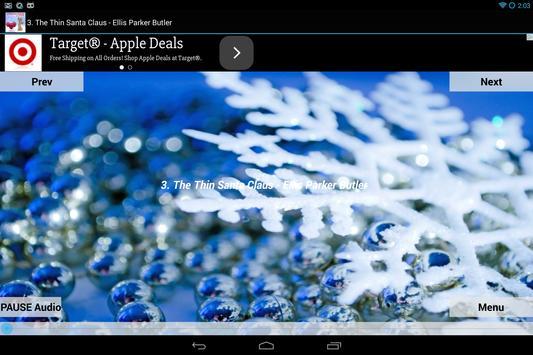 Christmas Wonder (AudioBook) apk screenshot
