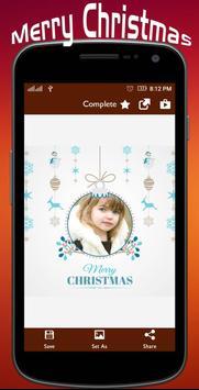 Christmas DP Maker apk screenshot