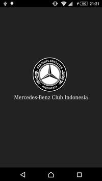 Mercedes-Benz Club Indonesia poster