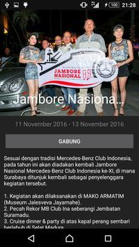 Mercedes-Benz Club Indonesia apk screenshot
