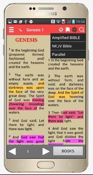 Amplified Bible apk screenshot