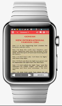 NIV Bible 1984 apk screenshot