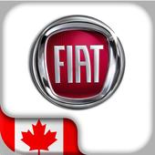 MY FIAT CA icon