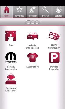 MY FIAT CA poster