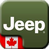 Jeep Vehicle Info CA icon