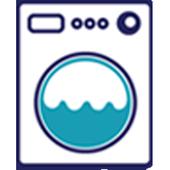 스마트 세탁 빨래터 icon