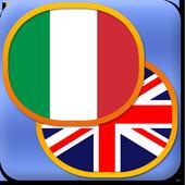 Learn Italian phrasebook icon